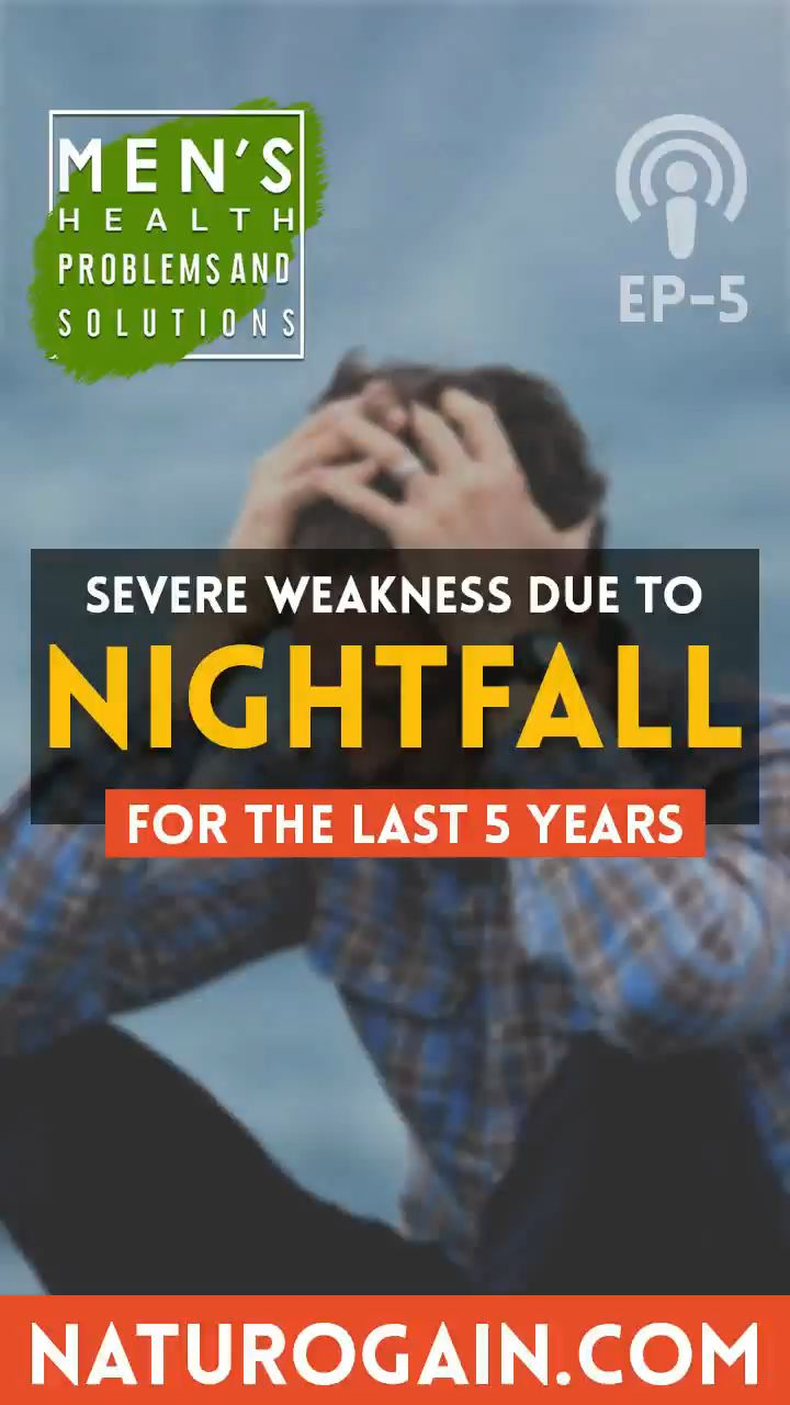 NF Cure and Vital M-40 Capsules to Cure Nightfall Problem [Video] [Video]   The cure, Men health