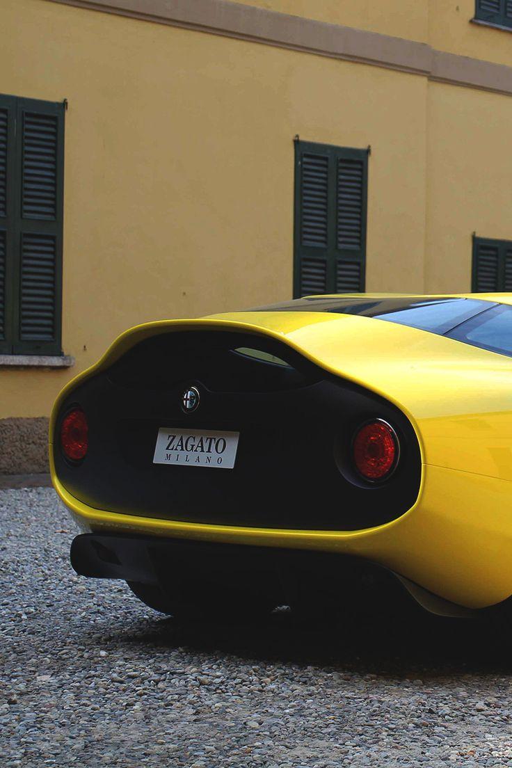 Alfa Romeo - Zagato