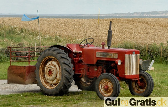 Traktor Landbrugsmaskiner Billede