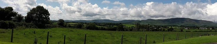 https://flic.kr/p/vTEoaL | Comeragh | Taken from our Holiday Home yesterday in Kilmacthomas, Waterford, Ireland