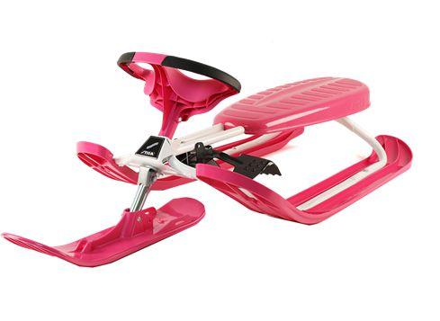 STIGA Snowracer Pro Sled - rosa