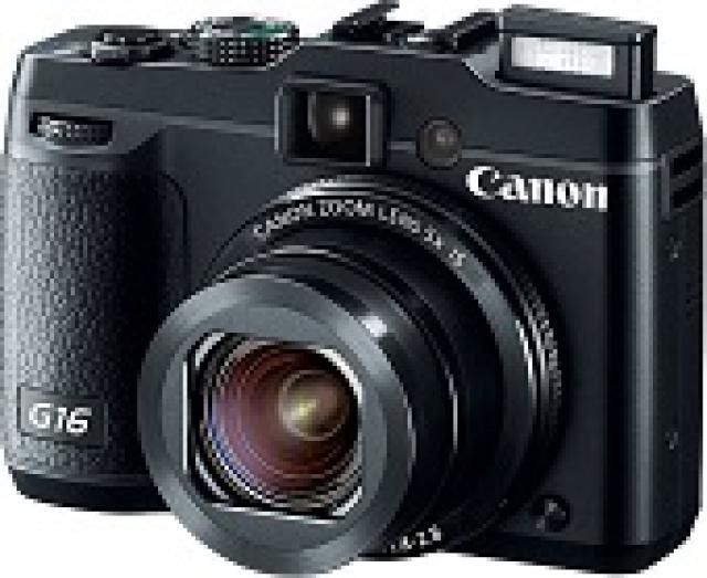What Are the Best Viewfinder Cameras?: Canon PowerShot G16
