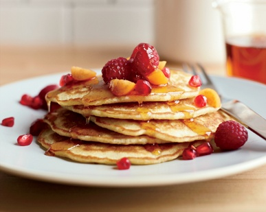 I want to make these!: Pancakes Recipe, Food, Breakfast, Flax Coconut Pancakes, Flax Adds, Adds Fiber, Gluten Free, Pancake Recipes, Cooking Recipes
