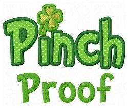 Pinch Proof Applique - 3 Sizes! | Featured Products | Machine Embroidery Designs | SWAKembroidery.com