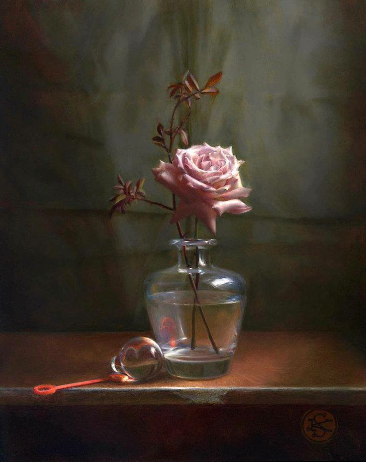 """https://www.facebook.com/MiaFeigelson """"Flowers in a glass vase"""" By Javad Soleimanpour, from Tebriz, Iran (current location, Istambul) (b. 1965) - pastel painting - https://www.facebook.com/javad.soleimanpour http://www.artistsinpastel.com/2012/03/javad-soleimanpour-new-show.html"""