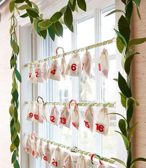 How to Make a Felt Advent Calendar - GoodHousekeeping.com