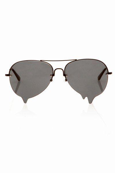 Drip sunglasses, Ann Sofie Back #annsofieback #sunglasses