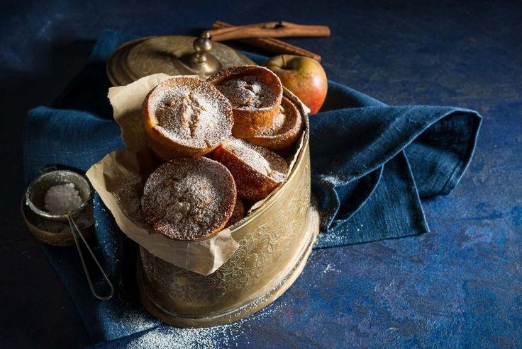 Apfel-Zimtmuffins   Simply Yummy