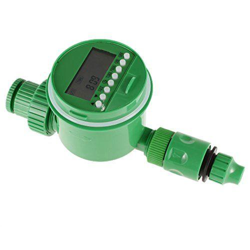 Groten Intelligente Automatische Bew�sserung Timer LCD Digital Wasser Controller Timer Ablaufschlauch Bew�sserungs Timer