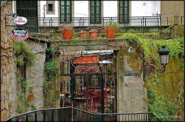 Vigo, Spain.