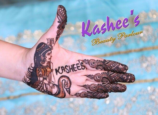 Kashee's mughal art mehndi