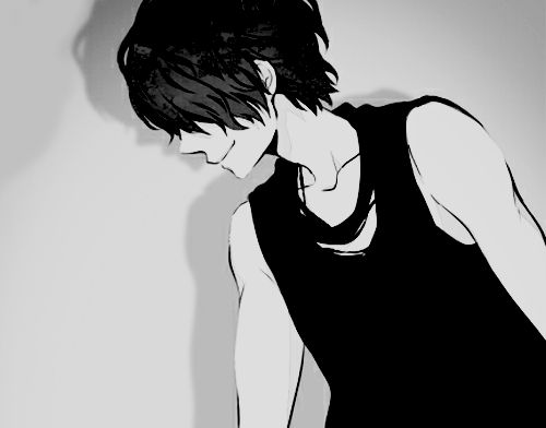 1013 Best Images About Anime [black & White] On Pinterest