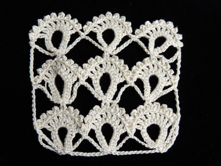 Crochet : Punto Fantasia
