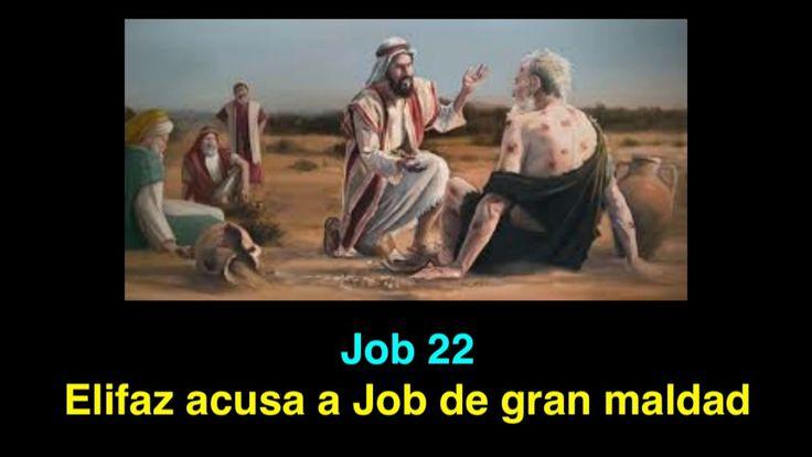 Resultado de imagen para Job 22