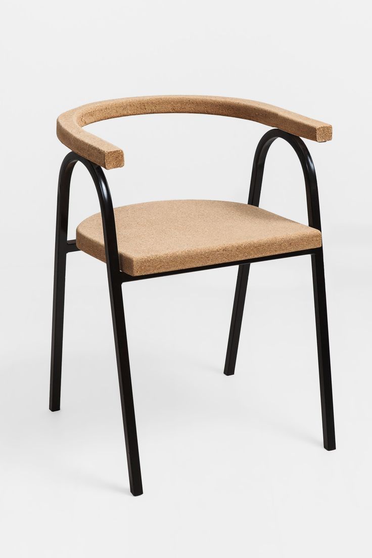 SIMPLE CORK chair.   For business relationship: info@creative-cor... #cortiça #cork #liege #kork #design #sughero #furniture #meubles #ecologic #chair #interior #home #decor #wood # #fabric #trends #portuguesedesign #madewithcork #corkchair