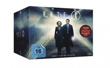 [Angebot] Akte X  Die komplette Serie [Blu-ray] für 7997