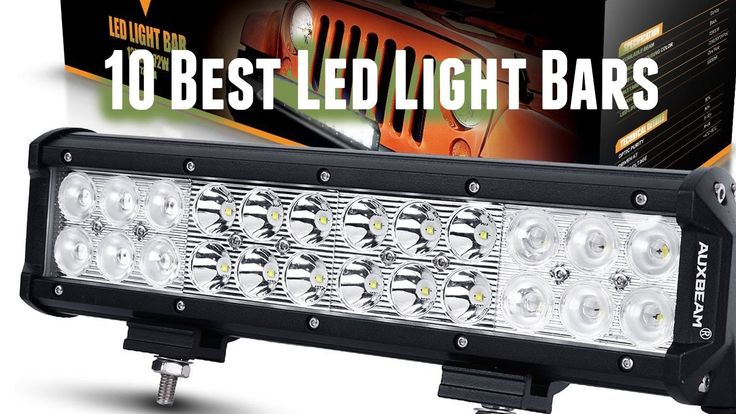 This video is about 10 Best Led Light Bars Buy in 2016!  Check here : http://ift.tt/2ggKbGw