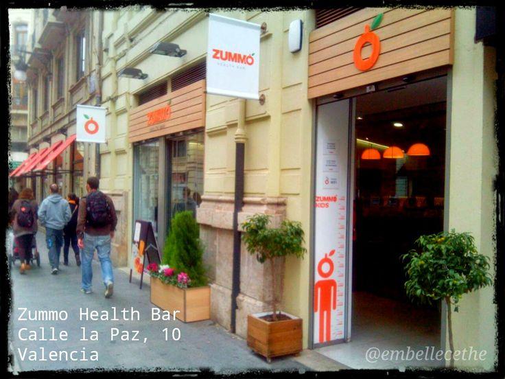 Zummo Health Bar - Menú Vegano