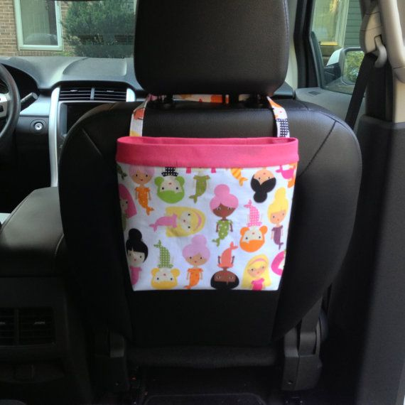 NEW CAR CADDY By GreenGoose 2600 Car Trash Bag
