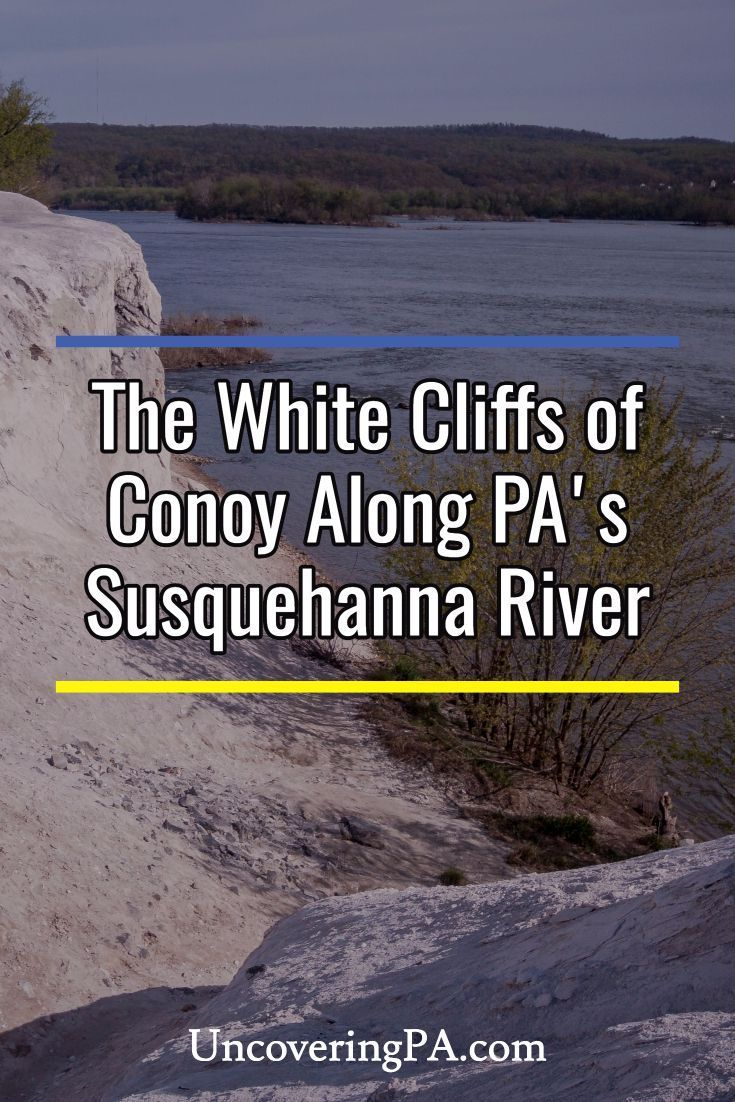 Visiting the White Cliffs of Conoy Lancaster