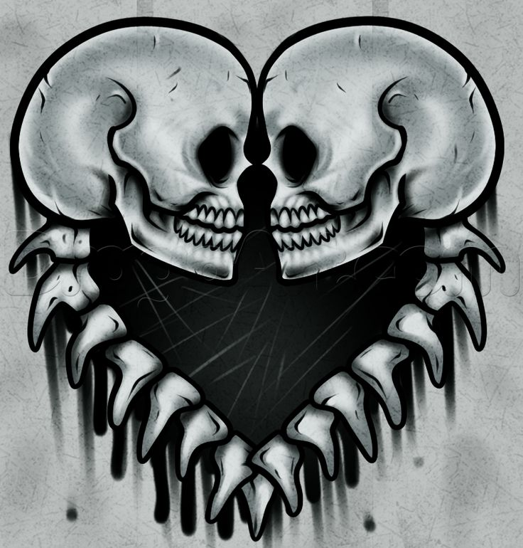 how to draw skullsdawn ( images)  skulls drawing