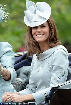 Kate's hat for tea