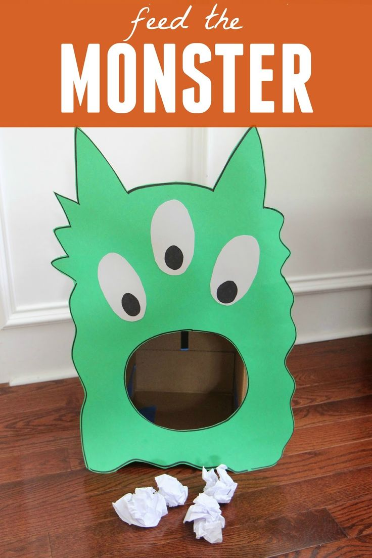 62 best Theme: Monster Crafts and Activities for Kids images on ...