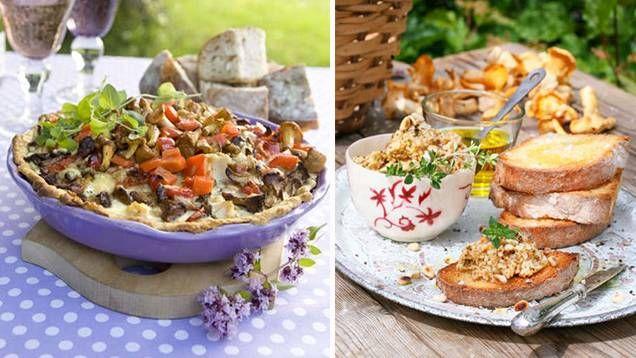 Vegetariska recept – 10 inspirerande middagar - Mitt Kök