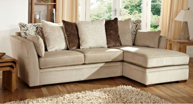 Chloe XL RH Chaise Scatter Back ScS Sofas Living Room