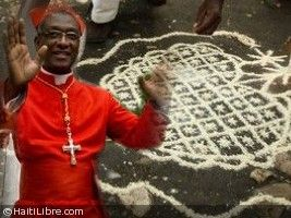 Haiti - Religion : «Voodoo an undeniable part of the culture of the Haitian people,» dixit Cardinal Chibly Langlois - HaitiLibre.com, Haiti ...