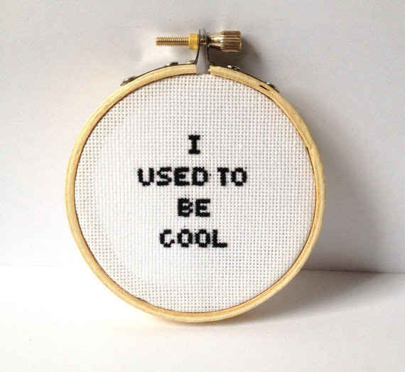 Like, their REALLY true colors.   23 Embroideries That Totally Get You