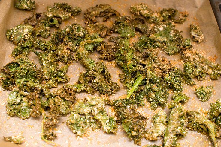grønnkål oppskrift