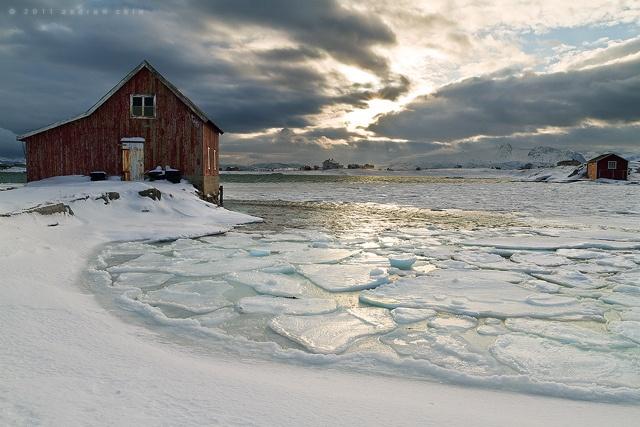 Sommarøy, Norway by Shutter Yeti, via Flickr