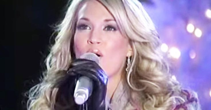 Carrie Underwood Performs STUNNING Version Of 'Do You Hear What I Hear?' - Music Videos