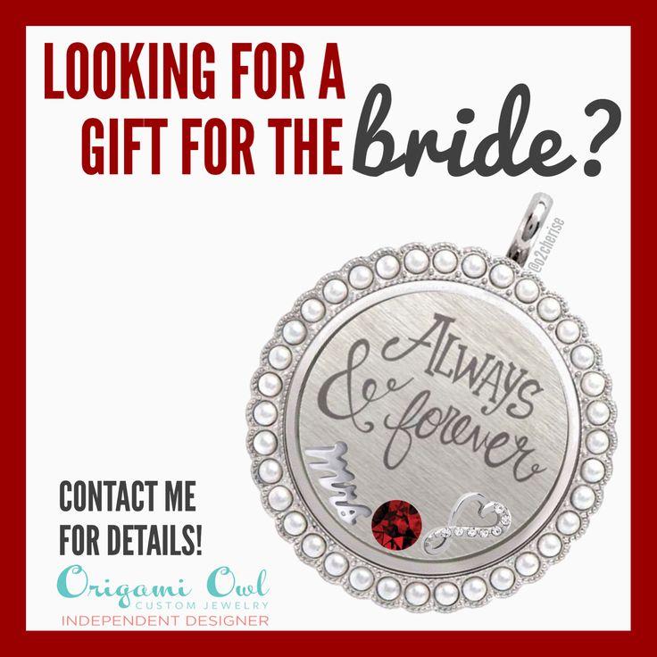 Wedding/Bride Origami Owl graphic Cherise Imbert, Independent Designer Memoriesanddreams.origamiowl.com