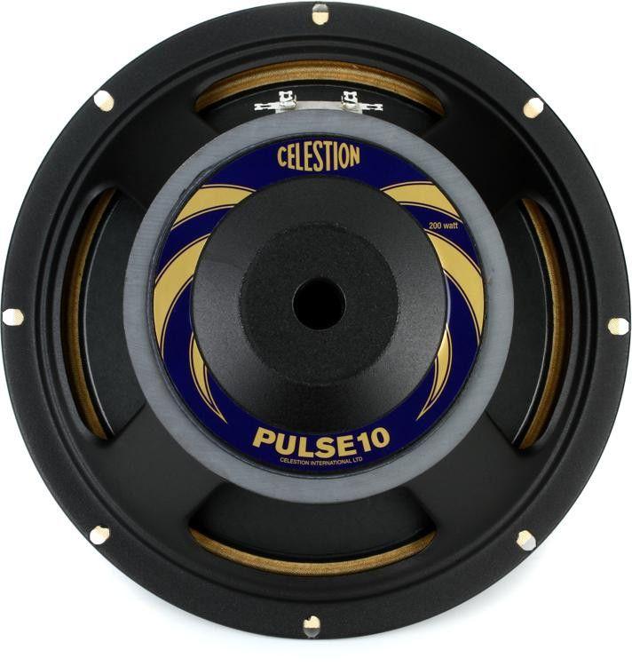 Celestion Pulse10 10 Inch 200 Watt Bass Speaker 8 Ohm Bass Pa System Speakers Guitar Shop