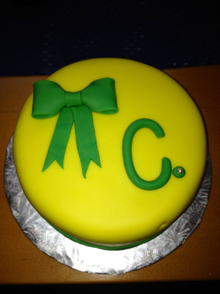 Cindy's cake