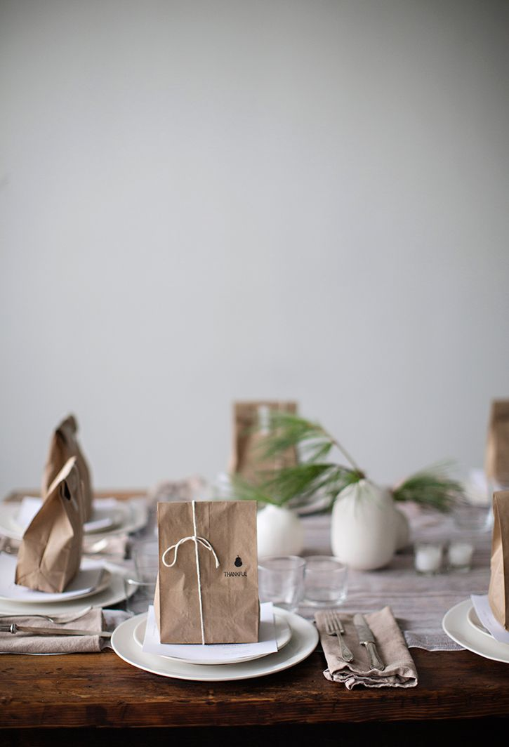 pear tart take home gift | Sunday Supper Studio | Williamsburg,Brooklyn | photography by Karen Mordechai