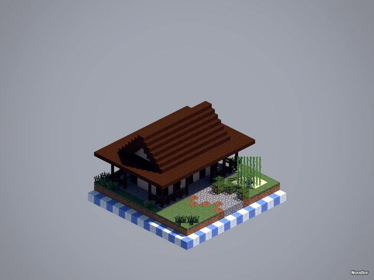 MCNoodlor: Asian - House
