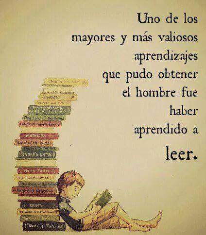 La lectura es un regalo valioso!