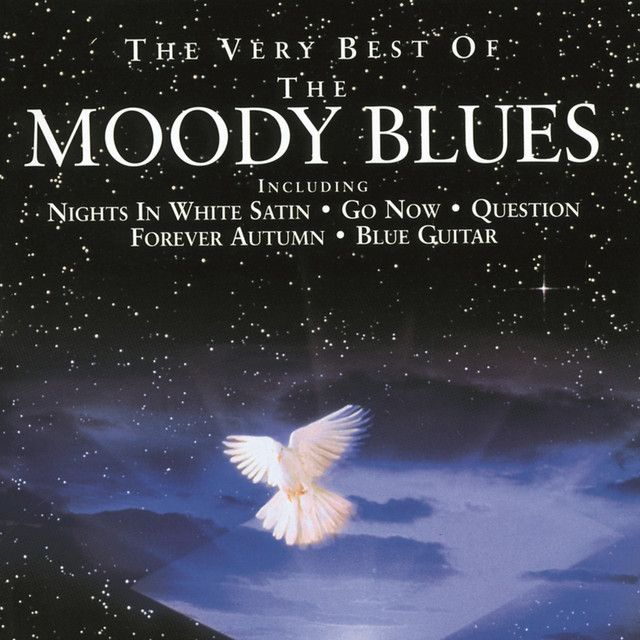 Saved on Spotify: Nights In White Satin - Single Version by The Moody Blues London Festival Orchestra Peter Knight