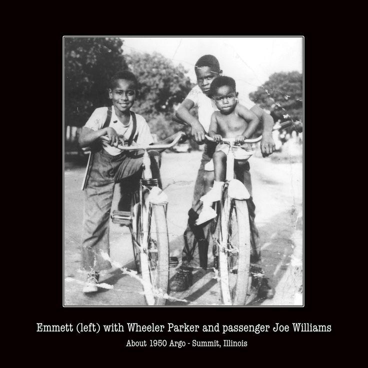 Emmett Till as a young boy (ca. 1950) from the Emmett Till exhibit