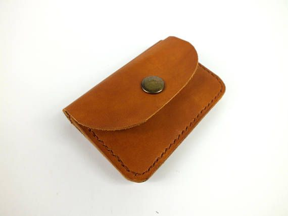Mens Leather wallet, Mens Wallet, Leather Wallet, Minimal Leather Wallet, thin leather wallet, mens wallet