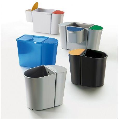 Les 25 meilleures id es de la cat gorie poubelle bureau - Poubelle sans odeur ...