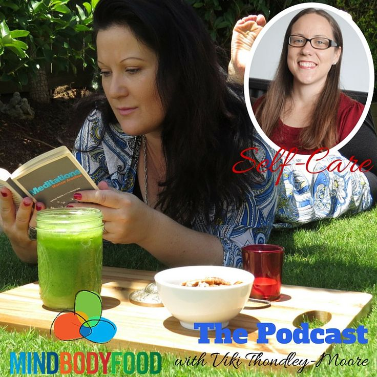 {Podcast} Self-Care, Cancer & Making Friends with Guilt
