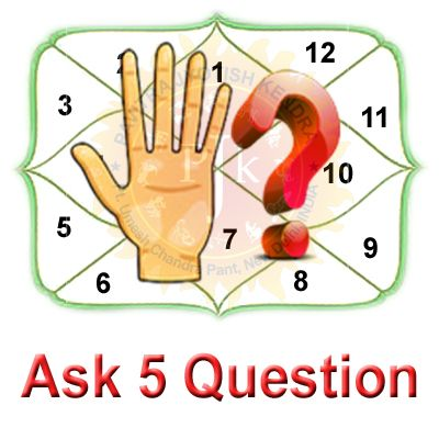 Ask 5 Questions