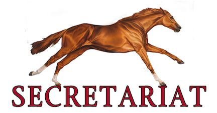 Secretariat get a tattoo of the great one racehorses for Thoroughbred tattoo lookup