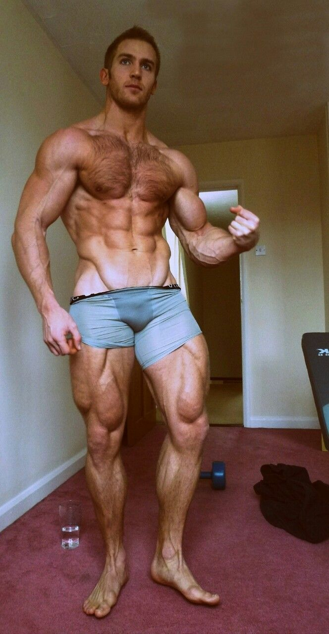 image Straight male bodybuilder escort gay this