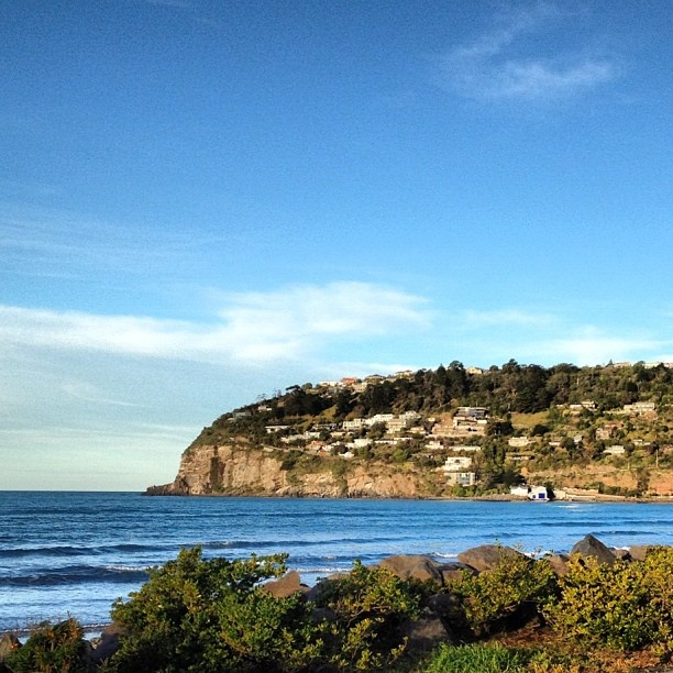 Sumner Beach.