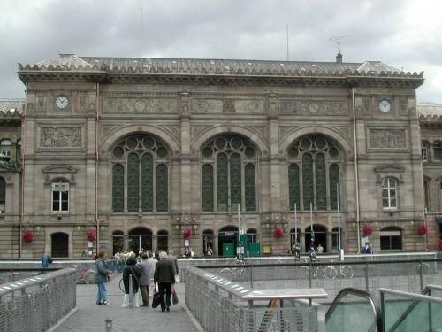 gare de strasbourg - Google Search